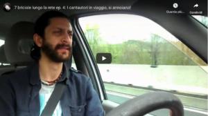 """""""7 briciole lungo la rete"""" Ep. 4: I cantautori in viaggio, SI ANNOIANO!"""